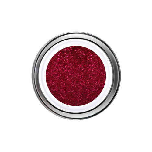 Glitter Gel - 6ml - Bordeaux Fine -