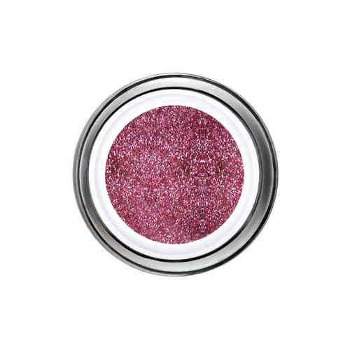 Glitter Gel - 6ml - Raspberry -