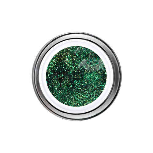 Glitter Gel - 6ml - Diamont-Green -