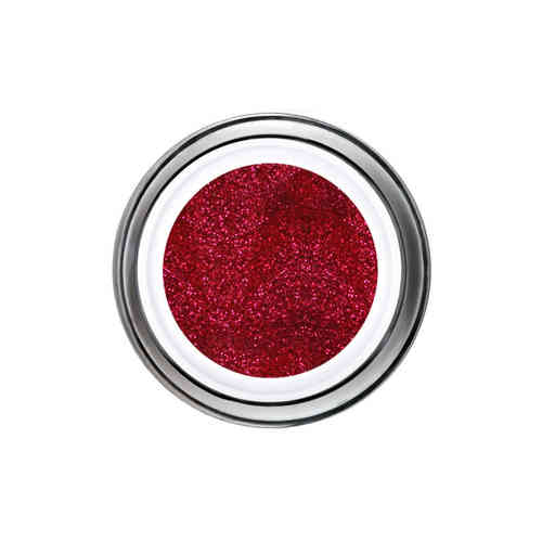 Glitter Gel - 6ml - Red -