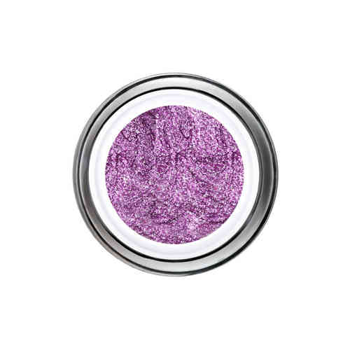 Glitter Gel - 6ml - Diamont-Lila -