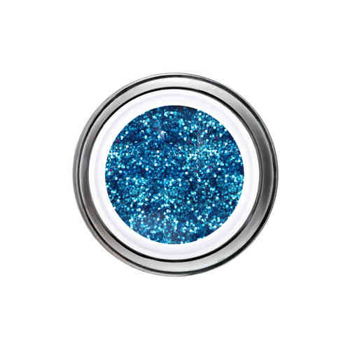 Glitter Gel - 6ml - Turkis -