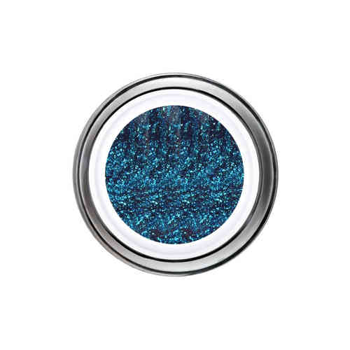 Glitter Gel - 6ml - Diamont-Blue -
