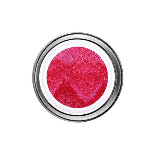 Glitter Gel - 6ml - Pearly-Red -